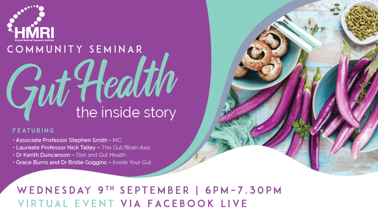 Gut Health: The Inside Story Virtual Community Seminar