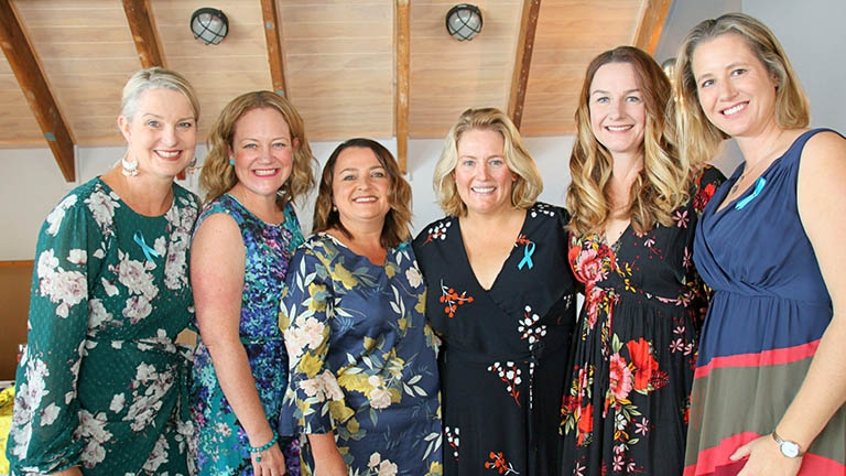Oxfords Against Ovarian Cancer Ladies Lunch 2020