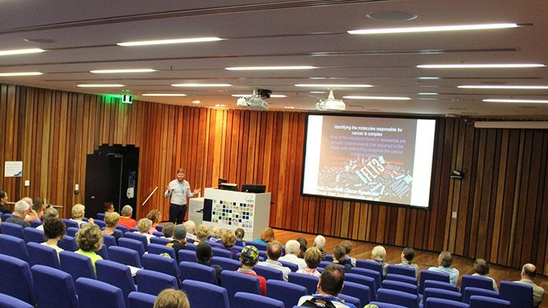 Public Seminar - Brain Cancer