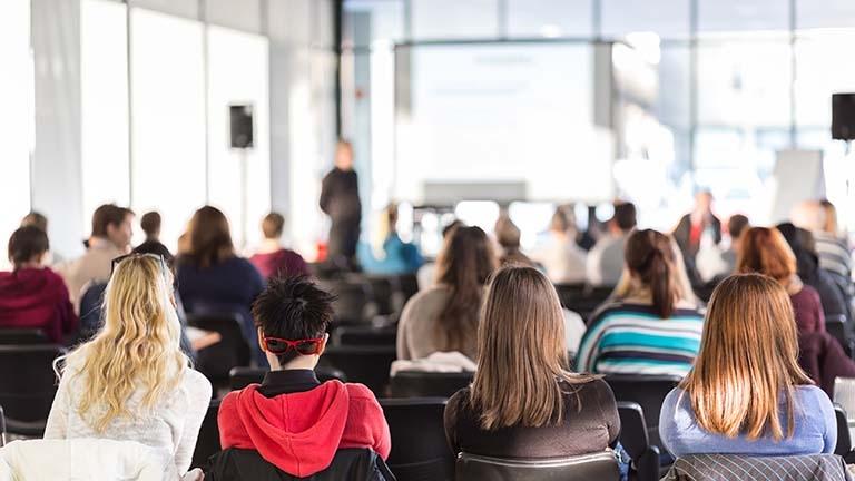 International Women's Day Seminar: Be Bold For Change