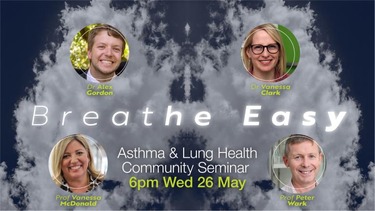 Breathe Easy: Asthma and Lung Health Community Seminar