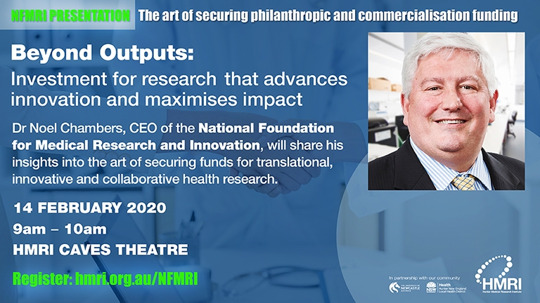 The Art of Securing Philanthropic & Commercialisation Funding